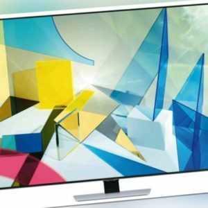 Samsung GQ55Q84T 4K QLED UHD Smart TV Wlan HDR 55 Zoll