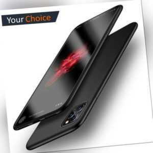 für IPhone 8 / X / XS / XR / 11 Hülle ORIGINAL PREMIUM Ultra SLIM CASE Apple