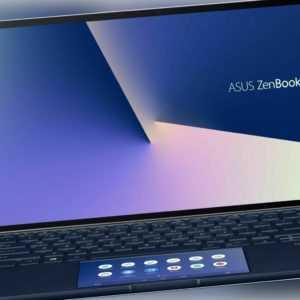 Asus ZenBook 14 UX434FAC-A5164T i5 8GB 512GB SSD Windows 10 Notebook Laptop blau