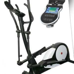 CROSSTRAINER Ellipsentrainer Heimtrainer Stepper Fitness Cardio LEISTUNGSSTARK