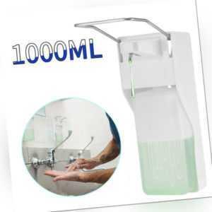 Desinfektionsmittelspender Seifenspender Wand Handspender Eurospender 1000ml