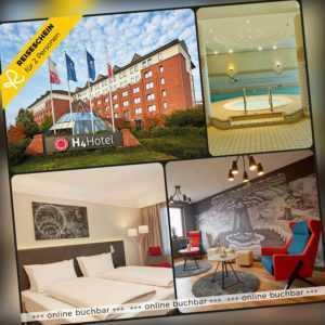 Kurzurlaub Hannover 3 Tage 2 Personen 4*S H4 Hotel Luxus Hotelgutschein Wellness