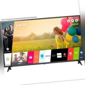LG 55UM7050PLC.AEU Smart-TV 4K Ultra HD 55Zoll Flatscreen Fernseher