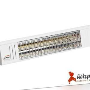 Infrarot Heizstrahler Burda Term2000 IP67 2,0KW Weiß