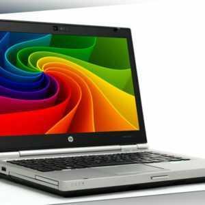 HP Elitebook 8460p Intel Core i7-2620M 8GB 256GB SSD 1366x768 DVD Windows 10 Pro