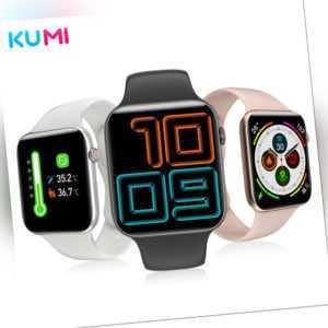 KUMI KU 1 Smart Watch Waterproof Fitness Heart Rate Track Sport Watch Bluetooth