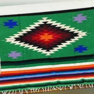 MEXIKO DECKE [DIAMOND BLANKET 23] MEXIKANISCHE TAGES,YOGA,PICKNICK