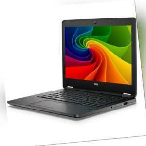 Dell Latitude E7270 Intel i7 2.60GHz 8GB DDR4 256GB SSD 1920x1080 IPS Windows 10