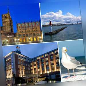 Ostsee Urlaub Hansestadt Stralsund 4★ Hotel Baltic Kurztrip Winterspecial