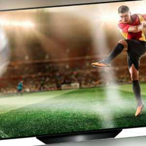 LG OLED55B9SLA 139 cm OLED TV Smart-TV 4K UHD Triple Tuner WLAN B-WARE