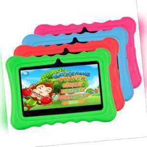 Neu 7 ZOLL HD Quad Core Tablet PC WiFi Android 8.1 16GB Dual Kamera Kid Children