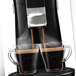 Philips Pad-Automat HD6562/32 Senseo Viva Café, schwarz