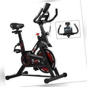 OTF Heimtrainer Ergometer Speedbike Indoor Cycling Fahrrad Fitness bis 120kg DE