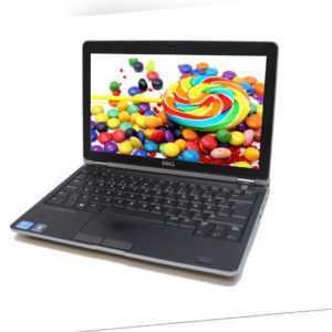 """B-Ware Dell Latitude E6230 12,5"""" Core i7-3520M 2,9GHz 4GB 128GB SSD ohne Akku"""