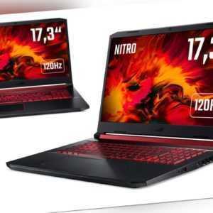 GAMER ACER NITRO 5 AN517 - CORE i7 - BIS 64GB RAM 2000GB SSD - NVIDIA GTX 1660Ti
