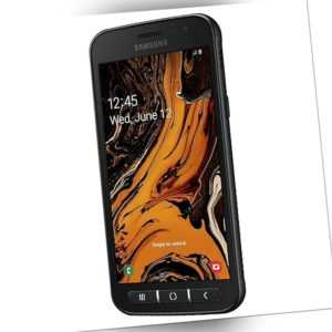 Samsung Galaxy Xcover 4s G398 32GB black Android Smartphone Handy LTE/4G 3GB
