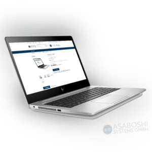"HP EliteBook 735 G6 AMD Ryzen 5 PRO 3500U 13.3"" FHD 8GB RAM 512GB NVMe SSD"