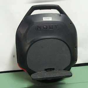 MOBY elektrisches Einrad                             E 987 DL