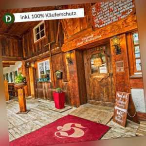 4 Tage Kurzurlaub in Brunnen im Allgäu im Landhotel Huberhof mit Frühstück