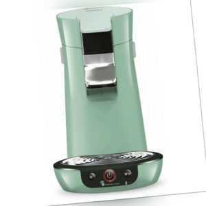 Senseo HD6563/10 Viva Cafe Kaffeepadmaschine mint Abschaltfunktion 1450 Watt NEU