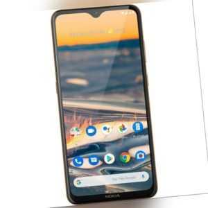 Nokia 5.3 (2020) 64GB Sand Android 10 4GB RAM Smartphone Handy...