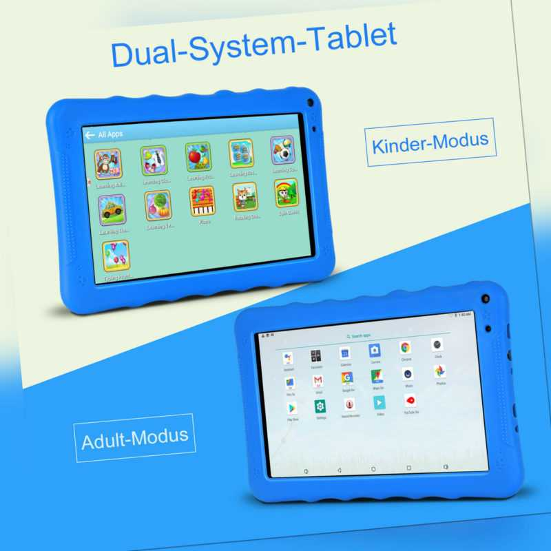 """XGODY Android 9.0 1GB 16GB 9"""" zoll Tablette PC Quad Core GPS Wlan Adult / Kinder"""