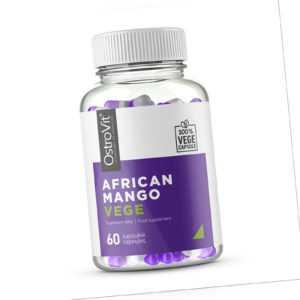 African Mango VEGE 60 Kapseln Fatburner Diät Abnhemen Appetitzügler Mangoextrakt