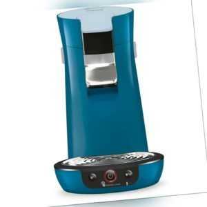 Senseo HD6563/70 Viva Cafe Kaffeepadmaschine blau Abschaltfunktion 1450 Watt NEU