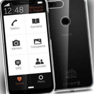 Gigaset GS195 Life Series DualSim schwarz 32GB LTE Android...