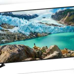 Samsung UE65RU7090U 165,1 cm (65 Zoll) 4K Ultra HD Smart-TV WLAN Schwarz