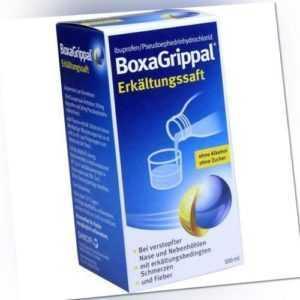 BOXAGRIPPAL Erkältungssaft 10785019