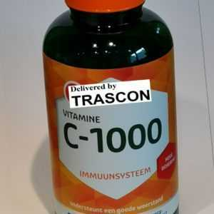 VITAMIN C 1000mg 500 Tabletten Hagebutte Citrus-Bioflavonoide Hesperidin ! WOW !