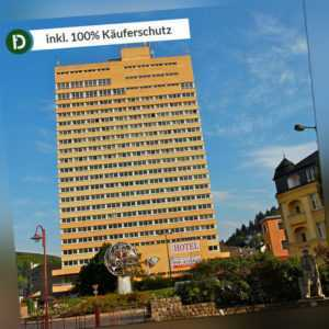 Hunsrück 4 Tage Kurz-Urlaub Opal Hotel Idar-Oberstein Reise-Gutschein