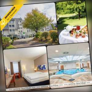 Kurzurlaub Wiesbaden 3 Tage 2 Personen H+ Hotel Hotelgutschein Wellness Taunus