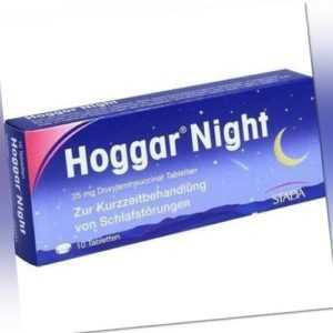 HOGGAR Night Tabletten 10 St PZN 4402020