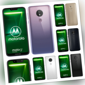 Motorola Moto G7 Play / G7 Power / G7 Plus Android Sim-Free...