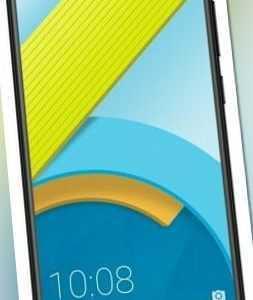 Huawei Honor 6C Pro 32GB [Dual-Sim] schwarz - GUT