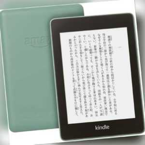 Amazon Kindle Paperwhite Wi-Fi 10th Generation Salbei 32GB 300ppi Von Japan