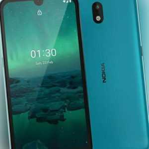 Nokia 1.3 Single Sim Cyan, NEU Sonstige