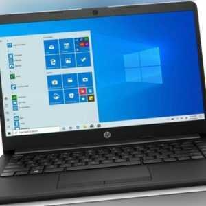 "14""/35,6cm Notebook HP 14-cf3735ng Intel i3 10.Gen 4x3.4GHz 8GB RAM 512GB SSD"