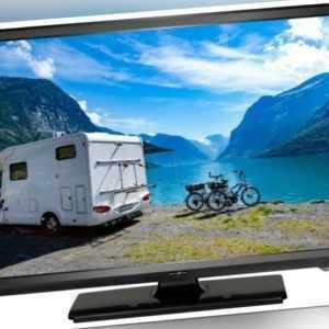 REFLEXION LED TV LEDW19N Fernseher (19 Zoll, HD ready, Triple Tuner) EEK: A