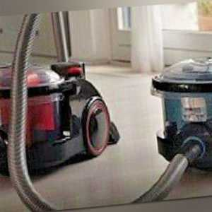 Staubsauger mit Wasserfilter - Bora 5000 - Wasserstaubsauger mit H13 HEPA Filter