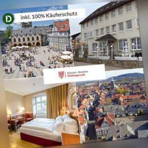 3 Tage Kurzurlaub in Goslar im Harz im Hotel Kloster Remise mit Halbpension