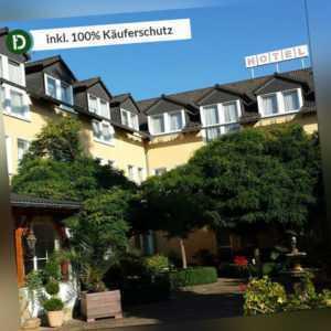 Sachsen-Anhalt 3 Tage Coswig Kurzurlaub Hotel Waldschlösschen Reise-Gutschein