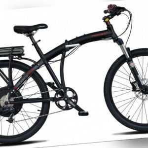 XXL Luxus e-Bike X2 Mountainbike Elektrofahrrad Elektro-Fahrrad Prodeco ebike