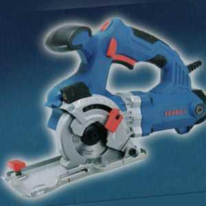 FERREX Präzisions Tauchsäge 710 W Holz Fliesen Laminat Parkett Laser Kreissäge