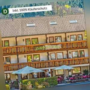 8 Tage Urlaub im Schwarzwald im Hotel Döttelbacher Mühle mit Halbpension