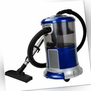 Staubsauger Wasserfilter System Nass Trockensauger beutellos Poseidon 14 Liter