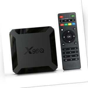X96Q TV-Box Android 10.0 Allwinner H313 Quad-Core-ARM Cortex A53 4K 3D A O0G7