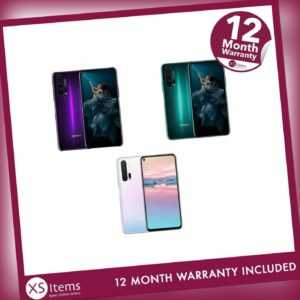 Huawei Honor 20 Pro Duos YAL-L41 Android Smartphone Colours 128/256GB Unlocked